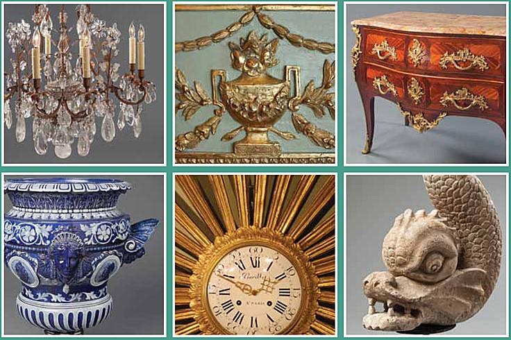 Fine Trianon Antiques - Fine European Antiques, Furniture, Lighting And Decoration Trianon